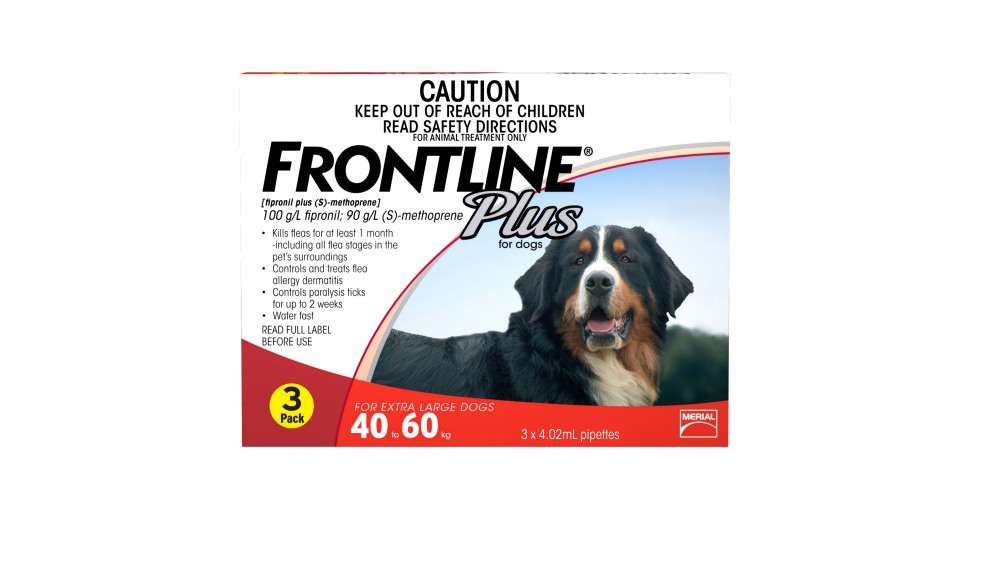 Frontline Large Dog  Pack