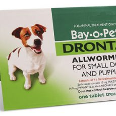 Drontal Allwormer Small Dog and Puppies Claws n Paws Pet Supplies