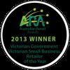 Australian Retailers Association award winner