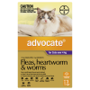 Advocate For Cats Over 4kg - 3 Pack