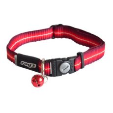Rogz Collar Sushi Red Claws n Paws Pet Supplies