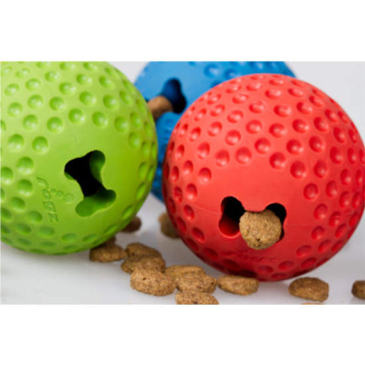 Rogz Gumz Ball Pink Claws n Paws Pet Supplies
