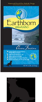 Earthborn Holistic Ocean Fusion 2.73kg Claws n Paws Pet Supplies
