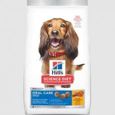 Hills Science Diet Oral Care Adult Dry Dog Food