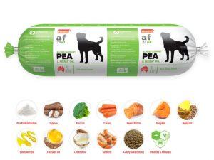 Prime100 Pea and Hemp 2kg Dog Roll