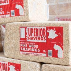 Superior Shavings Pine Wood Shavings