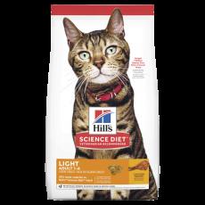 Hill's Science Diet Adult Light Dry Cat Food 3.5kg